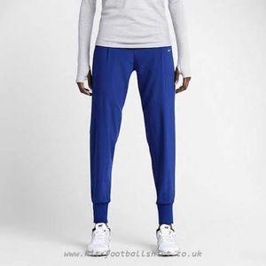NIKE swet pants running royal blue sport joggers